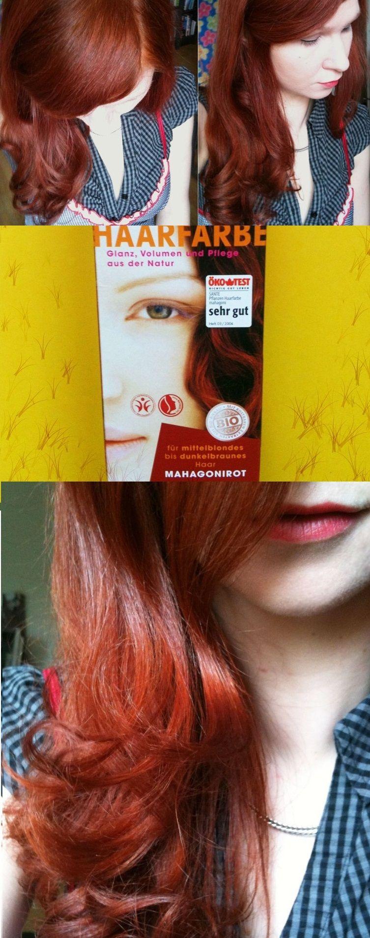 Sante haarfarbe braun erfahrung