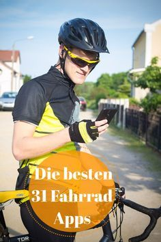 App Fahrradfahren