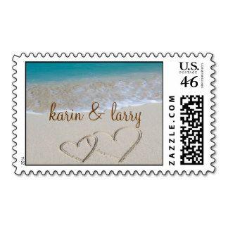 Starfish Custom Postage and Starfish Zazzle Custom Stamps | Beach