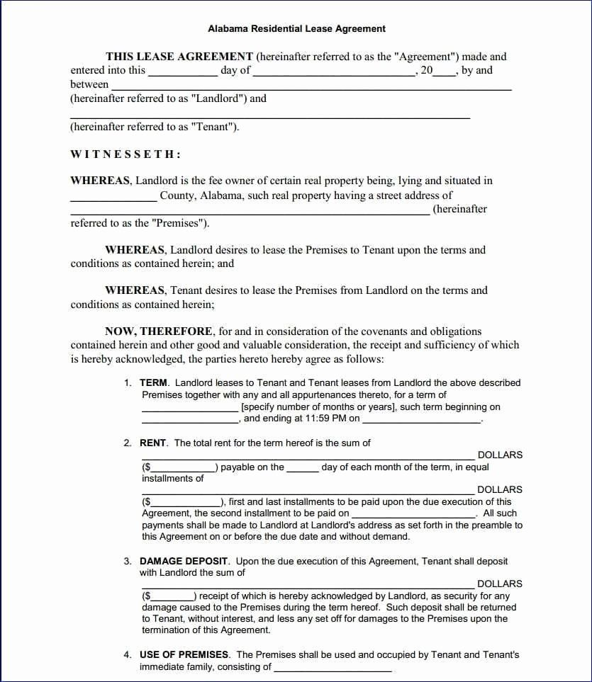 Ms Word Rental Agreement Template Awesome 20 Lease Agreement Templates Word Excel Pdf Rental Agreement Templates Lease Agreement Free Printable Lease Agreement