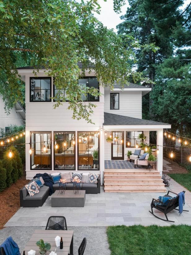 Front Yard Pictures From HGTV Urban Oasis 2019