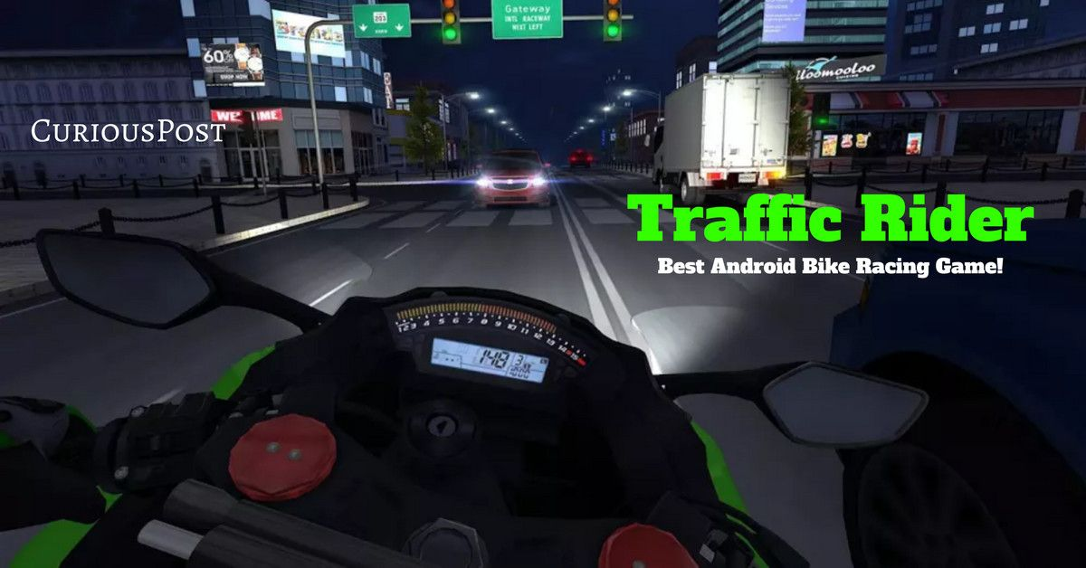 Download Traffic Rider Mod Apk And Original Unlock Everything