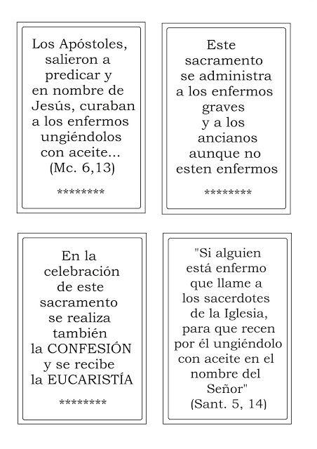 La Catequesis (El blog de Sandra): Recursos Catequesis Los ...
