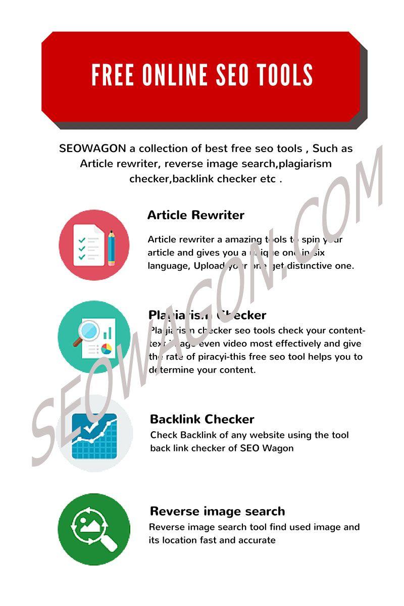 Seowagon Free Seo Tools Seo Tools Seo