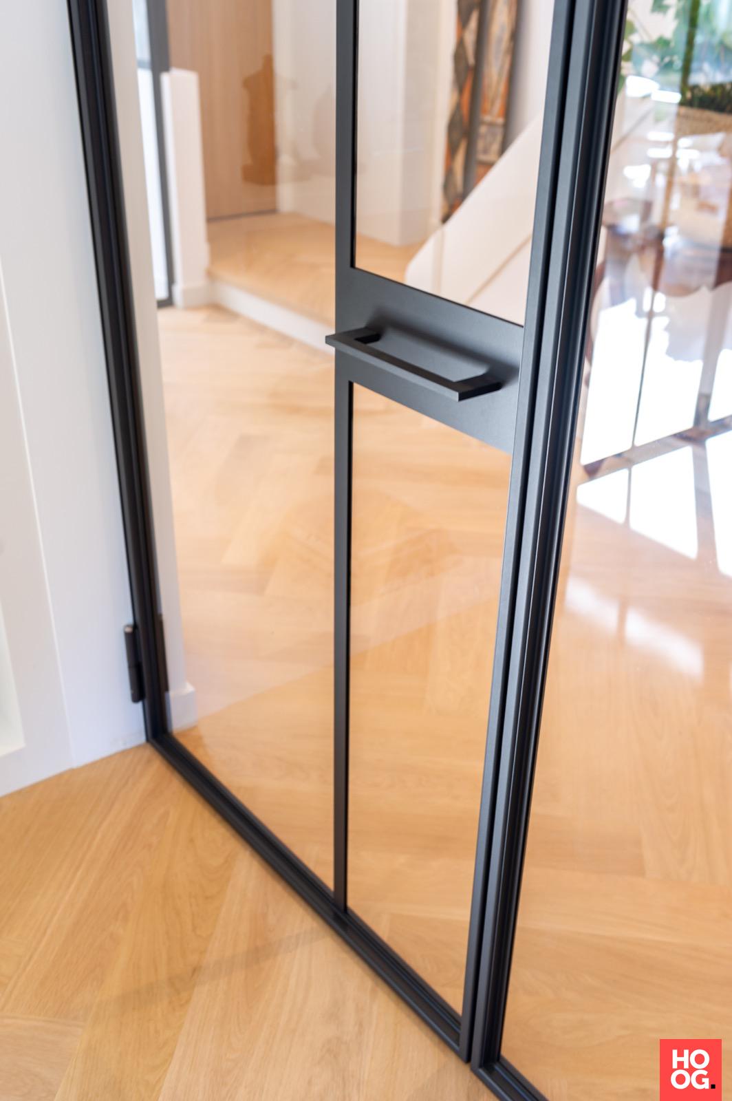 Stalen deuren in huis – Hoog ■ Exclusieve woon- en tuin insp…