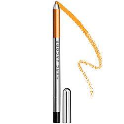 Marc Jacobs Beauty Highliner Gel Eye Crayon in Mari(Gold) 70 - golden peach #sephora