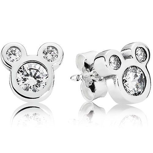 a4aeaee60 DISNEY Dazzling Mickey Earring Studs | My sister would like ...