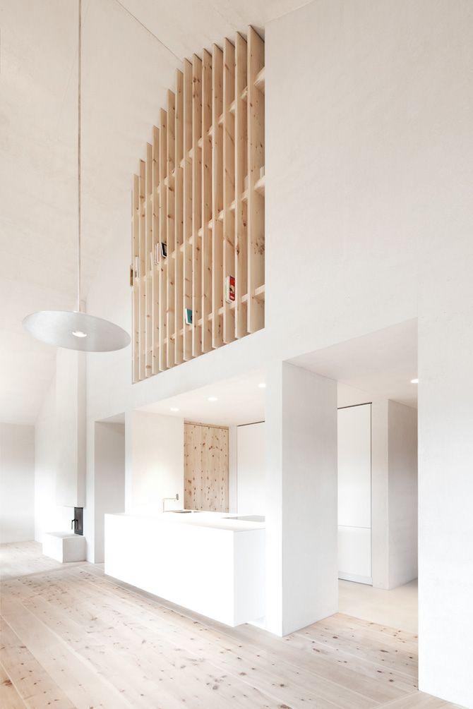 Pedevilla Architects: Wohnhaus Pliscia 13