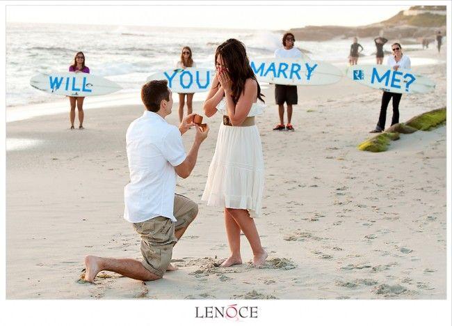 Surprise Engagement Ideas