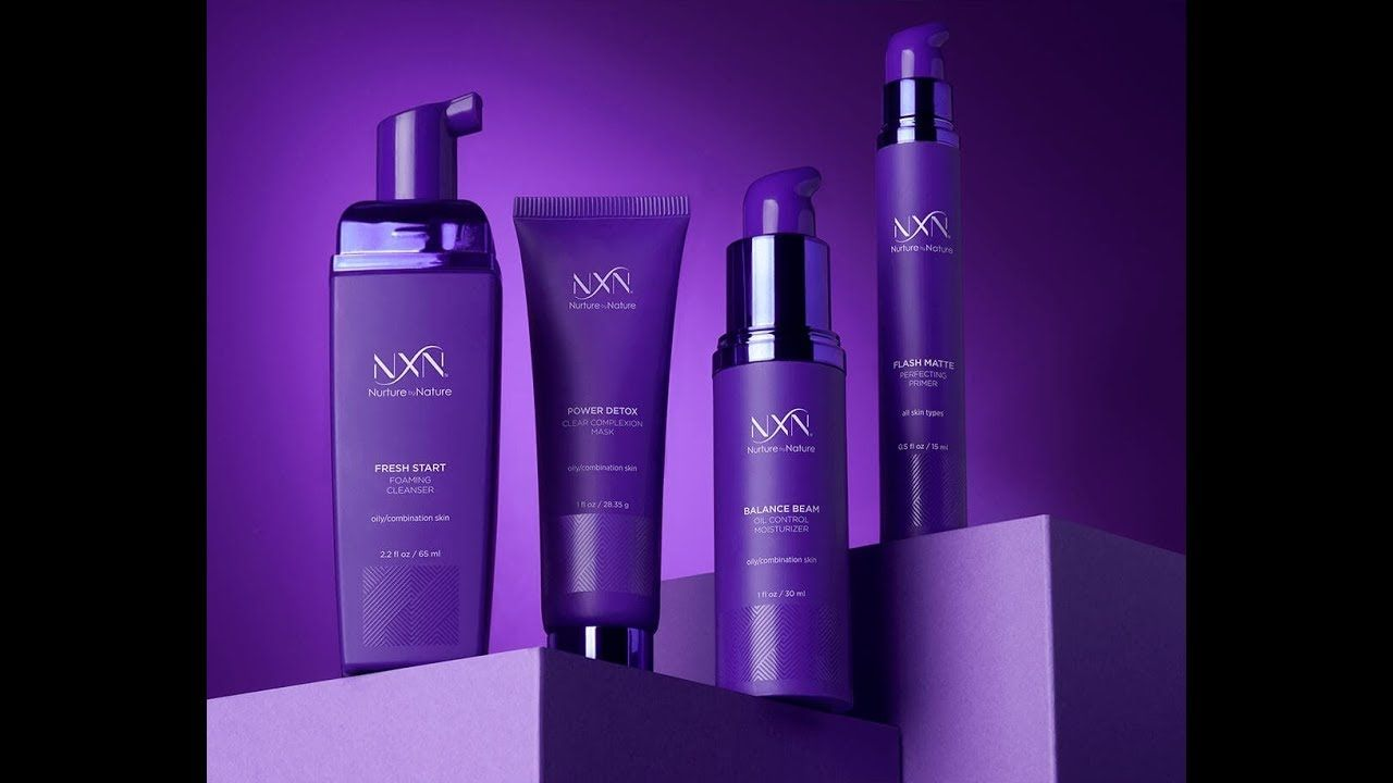 Nxn Nurture By Nature Unboxing For Only 4 99 Skin Care System Unclog Pores Nurturing