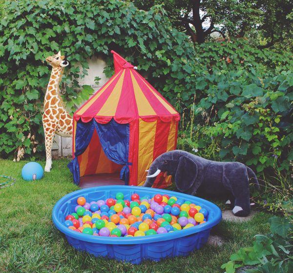 Calvin's Dumbo Themed First Birthday Party   Birthdays ...