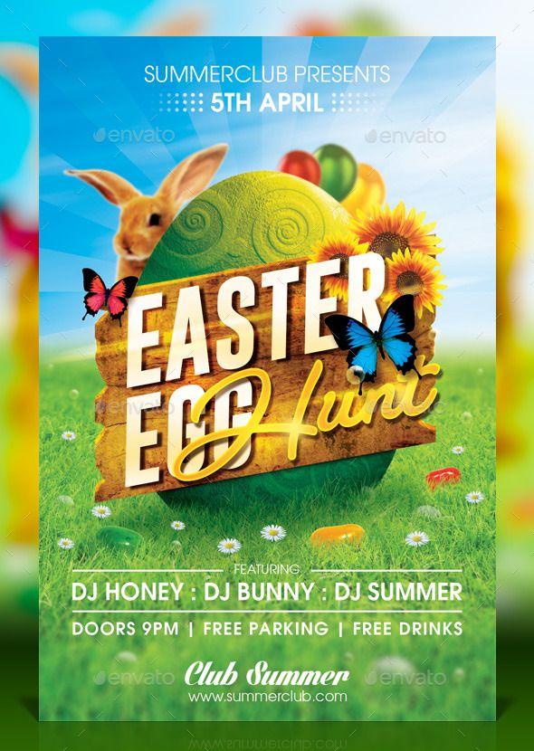Easter Egg Hunt Flyer Easter Egg Hunt Egg Hunt Easter Eggs