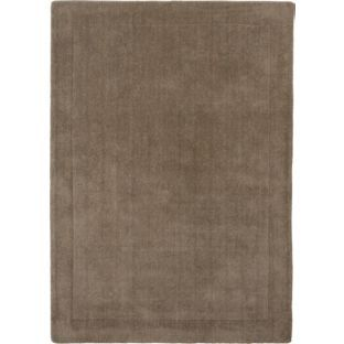 Heart Of House Arden Wool Rug 230x160m Mocha At Argos Co Uk