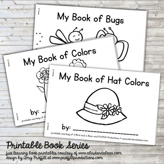 Summer Book Series :: Free Printable | Summer books, Early ...