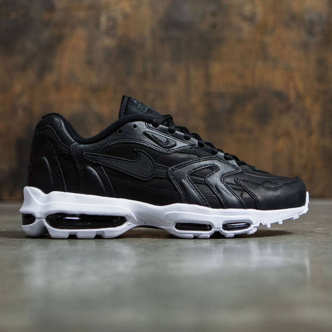 08cbfb5fc9b8 Nike Men Air Max 96 Ii Xx Qs (black   black) in 2018