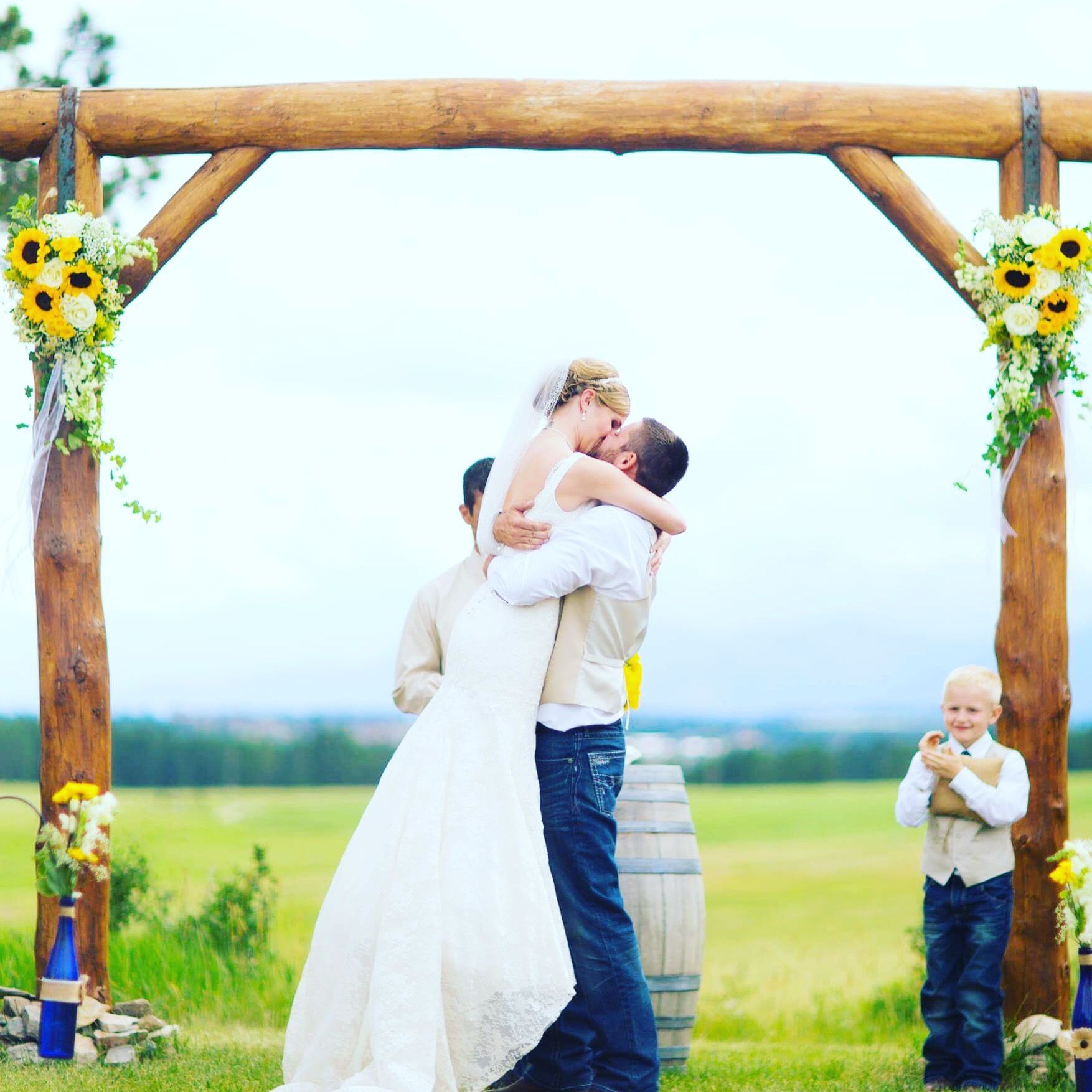Pin by YOUNGER RANCH WEDDING VENUE on Outdoor Space