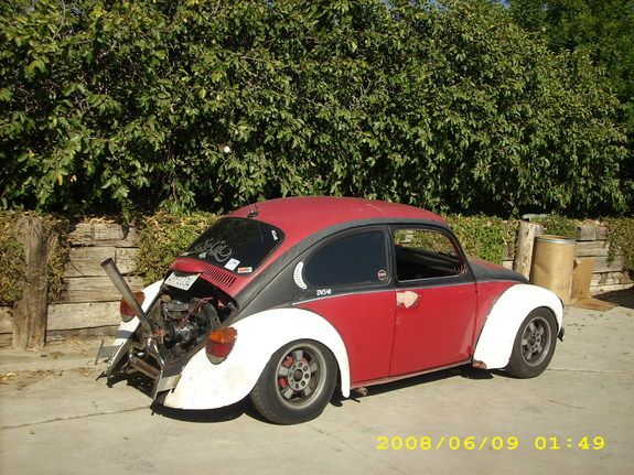 1975 Vw Beetle With Stinger Exhaust Google Search: Vw Stinger Exhaust At Woreks.co
