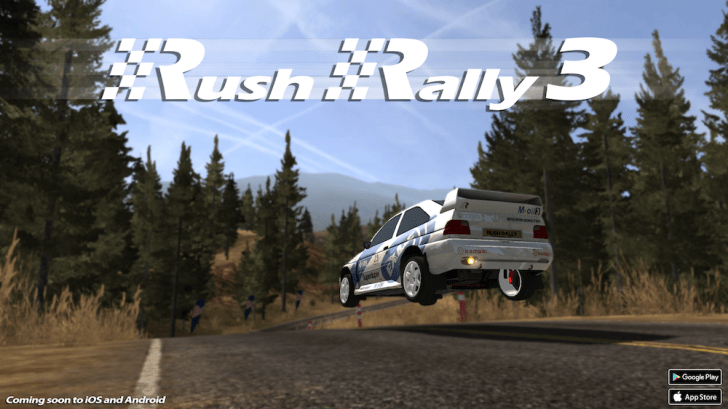 Rush Rally 3 Apk (MOD, Much Money) for Android Android