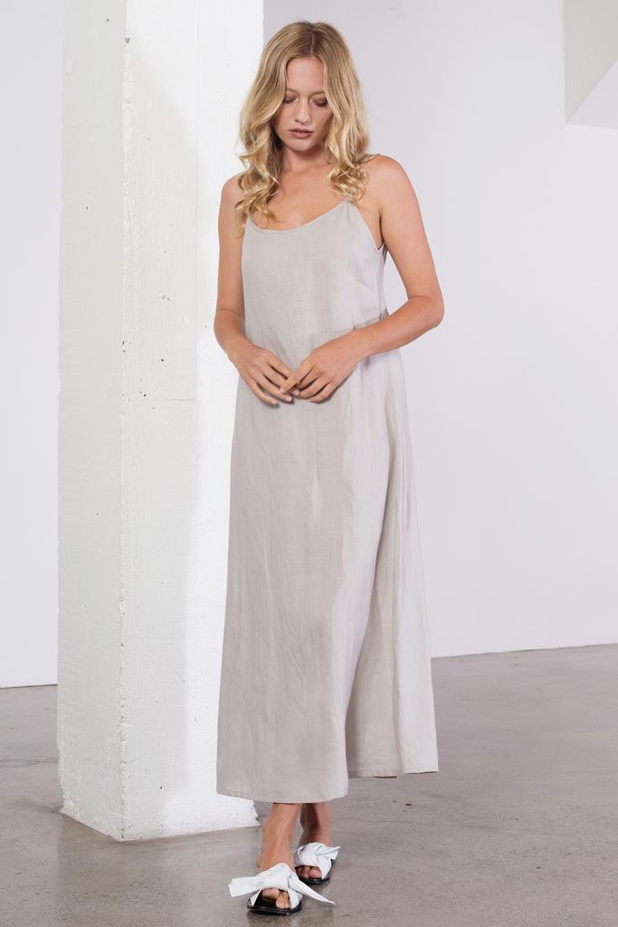 Sunseeker Slip Dress Plain Slip dress, Dresses, Fashion