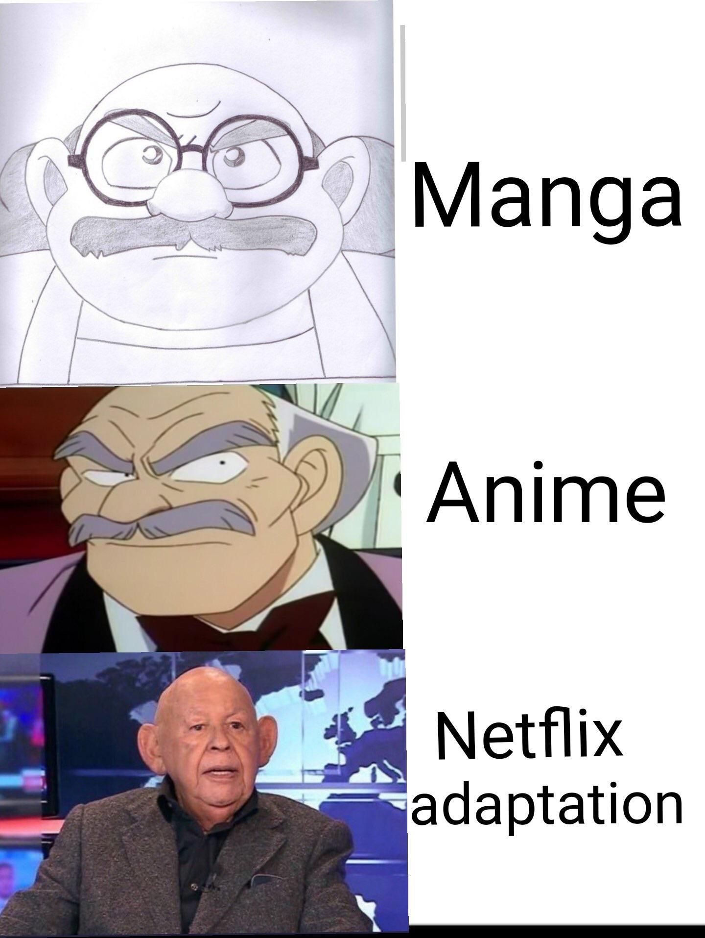 the netflix adaptation (With images) Adaptations