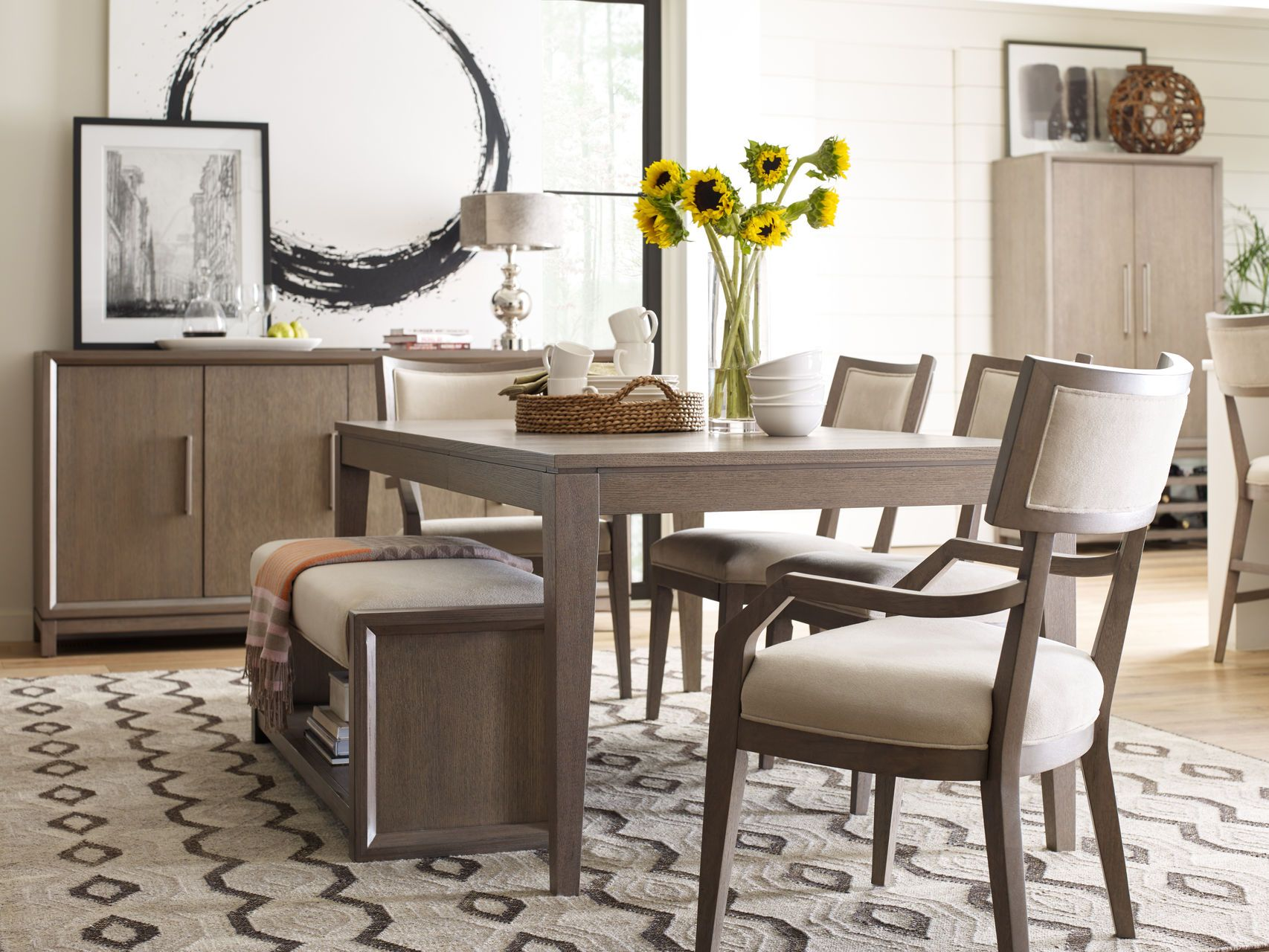 Legacy Classic Rachael Ray s High Line 7 Piece Dining Set
