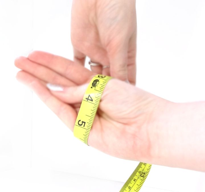 How to Measure Your Wrist for Stackable Bracelets