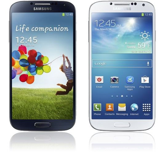 The Samsung Galaxy S4 — the fastest and craziest Android phone to date. Can't WAIT to get my hands on this baby!!