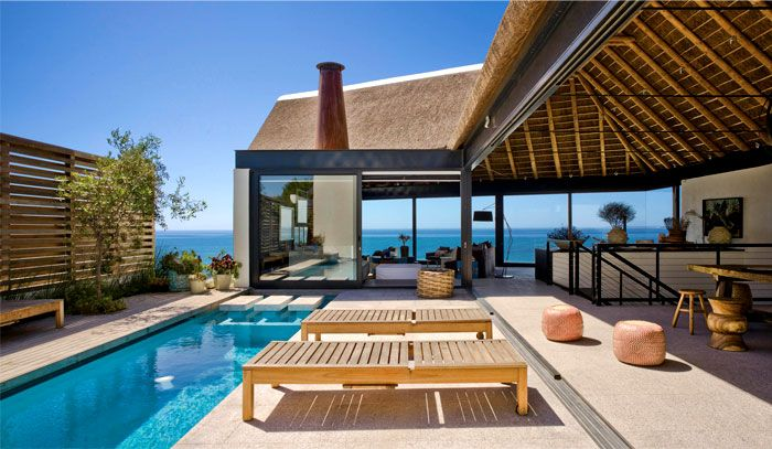 Silver Bay Holiday House By Saota Architects Dunes House House And Home Magazine South African Homes