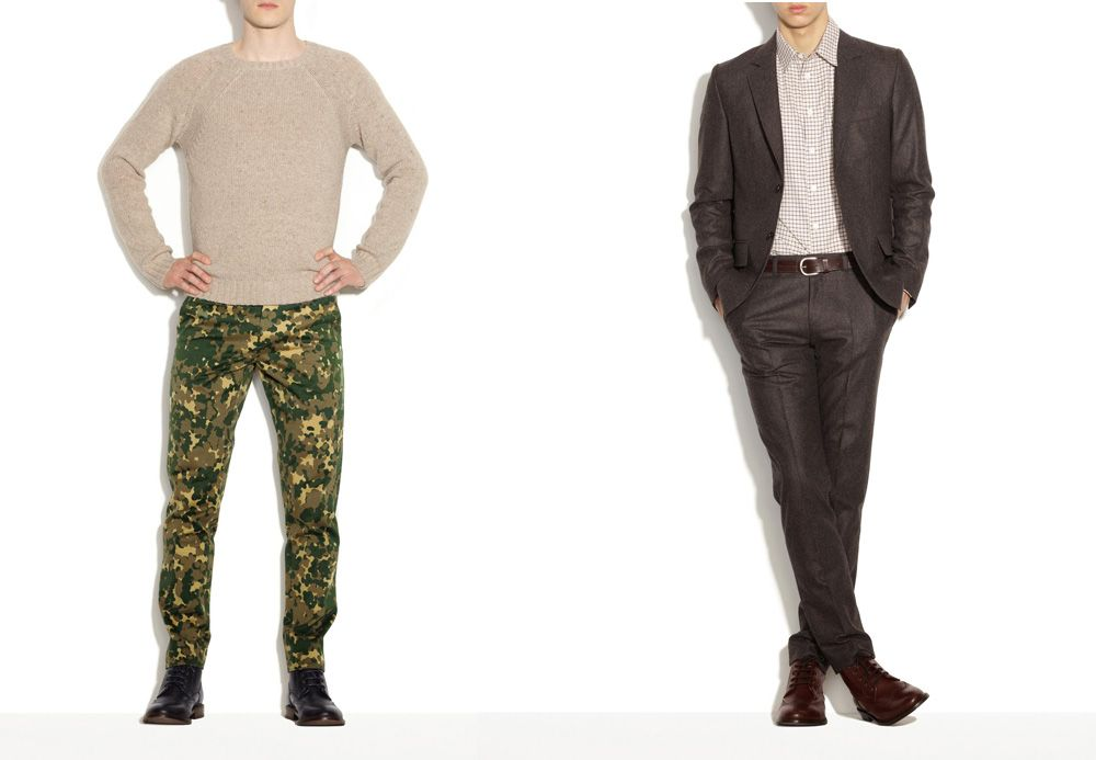 A.P.C. Has Launched Its New Winter 2012-2013 Collection Today