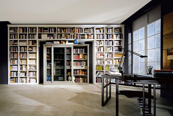 Bücherregal wohnzimmer ~ Excellence bibliotheken bücherregale u paschen bücherwurm