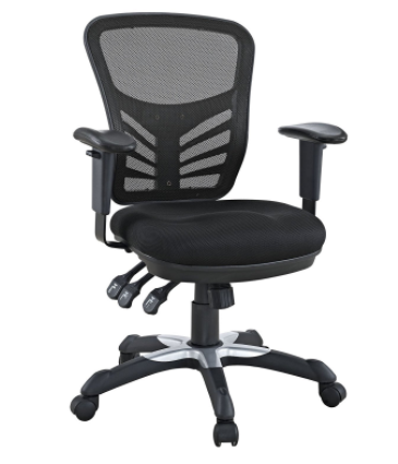 Mid Back Vs High Back Chair Which One S For You Mesh Office