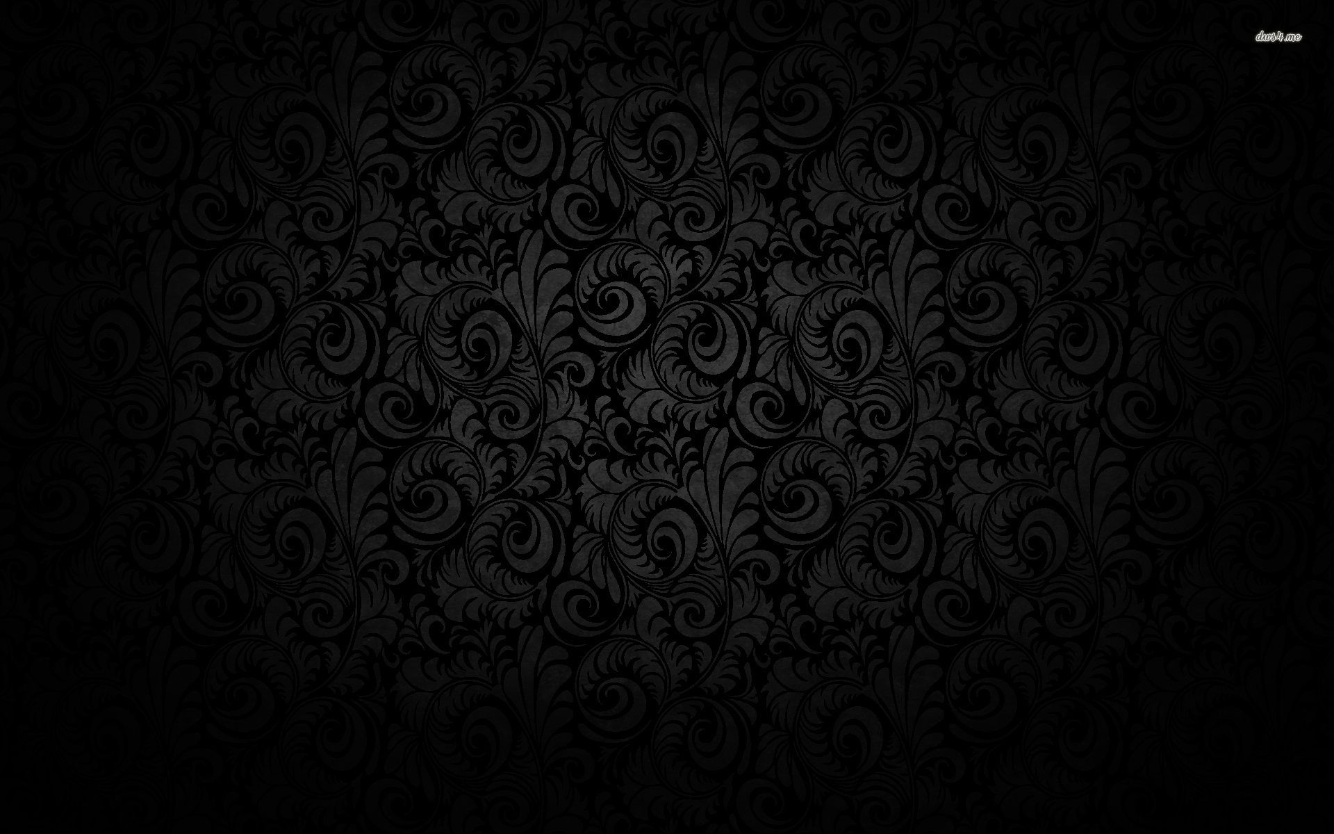 Black decorative fabric upholstered on a mahogany for Black fabric