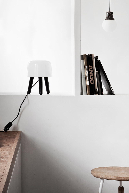 Tradition Milk Na1 Table Lamp Lamp Table Lamp Modern Interior Design
