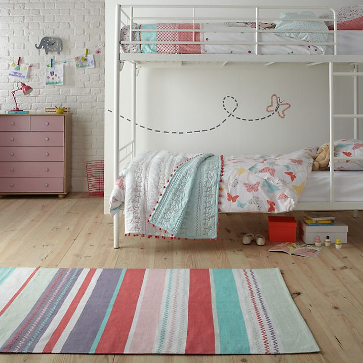 Buy little home at John Lewis Striped