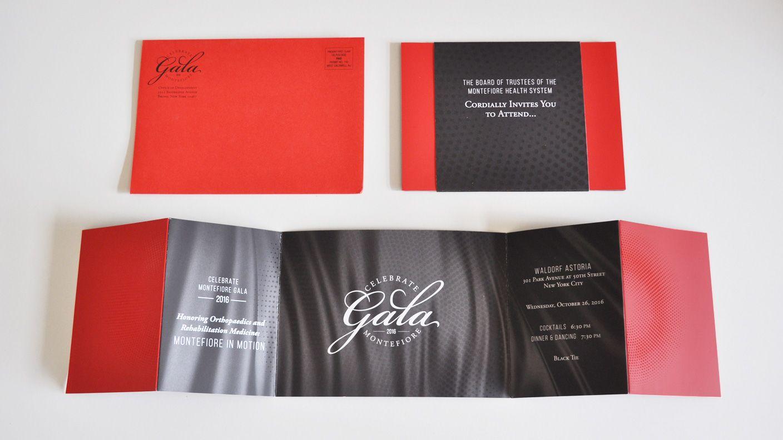Montefiore Gala Luxury Invitations | Invitation Designs for Gala ...