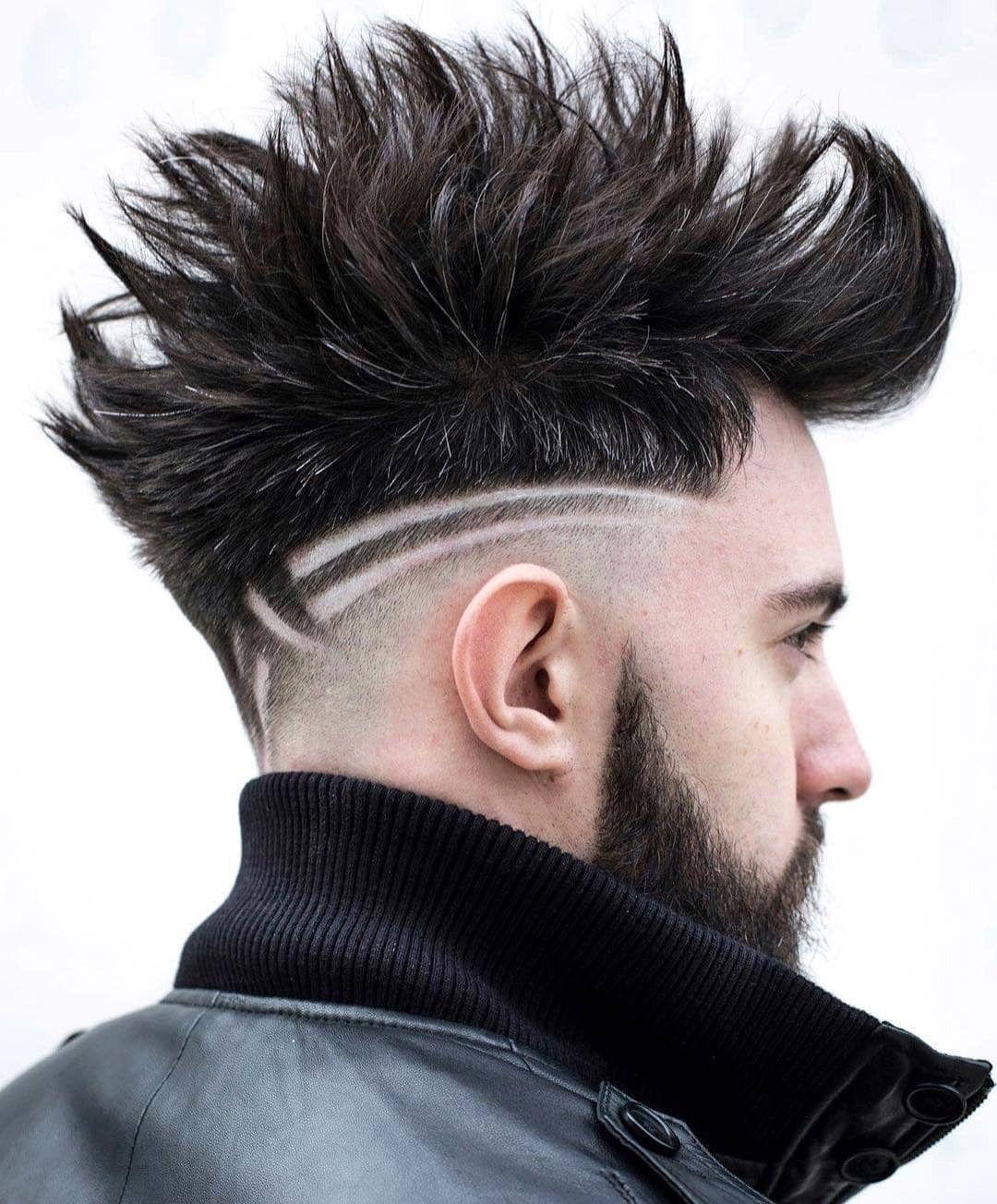 Pin By Mensfashion Vip On Undercut Gents Hair Style Mens Facial Hair Styles Mens Haircuts Short Hair