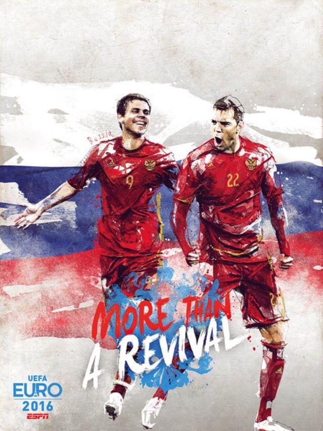 Europameisterschaft Russland