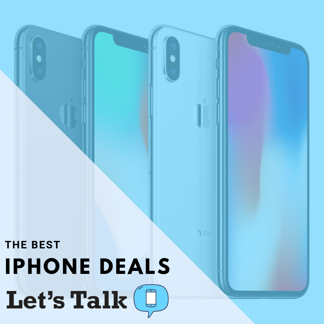 Best iPhone Deals March 2020 (With images) Iphone deals