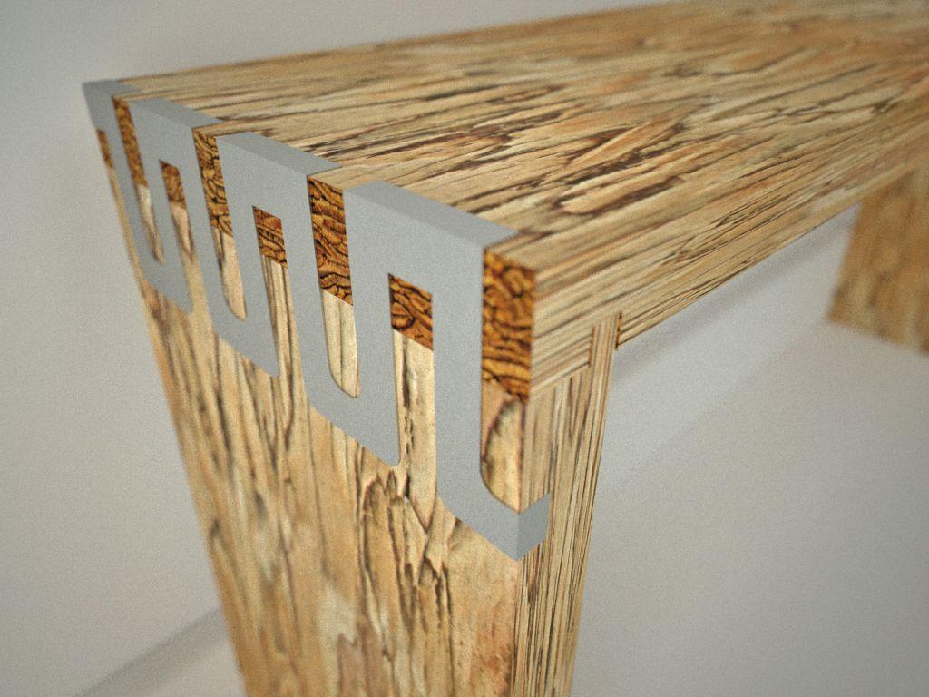 Pin By Will Everett On Parallam Osb Furniture Aluminum Furniture Laminated Veneer Lumber