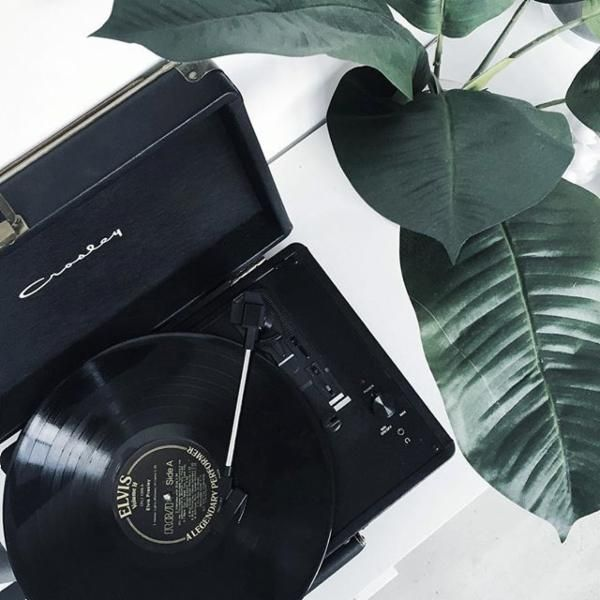 Uoonyou Urban Outfitters Vinyl Record Player