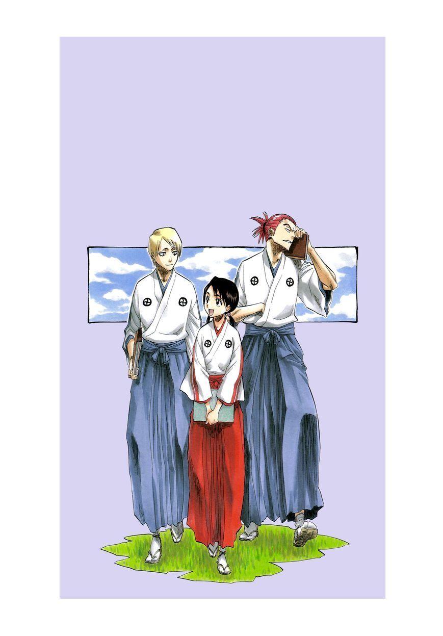 Bleach official art book bleach anime bleach art