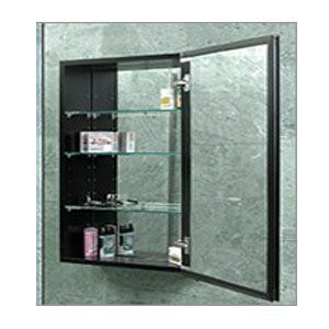 """Century Bathworks 1930 6 IN-Depth Flat Mirror Satin Anodized Aluminum Interior Bathroom Fixtures Single Door 4"""" Depth Or 6"""" Depth 30"""" Medicine Cabinets by Century. $479.20. Century Bathworks 1930 Bathroom Fixtures Single Door 4"""" Depth Or 6"""" Depth 30"""" Medicine Cabinets - 19""""- Wide X 30"""" Height X 4"""" Depth OR 6"""" Depth Cut Out Size 18-1/4"""" x 29-3/8"""" Available In Finishes Of Black & White & Satin Anodized Aluminum Available In Flat Mirror & Beveled Mirror Space Saver Elect..."""