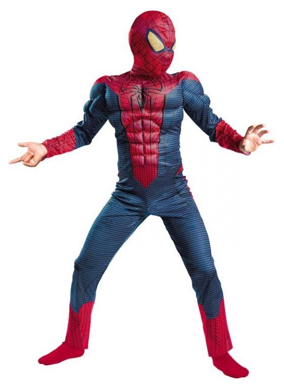 202286e1f9be4c The Amazing Spider-Man Costume - Kids Costumes   Spiderman ...