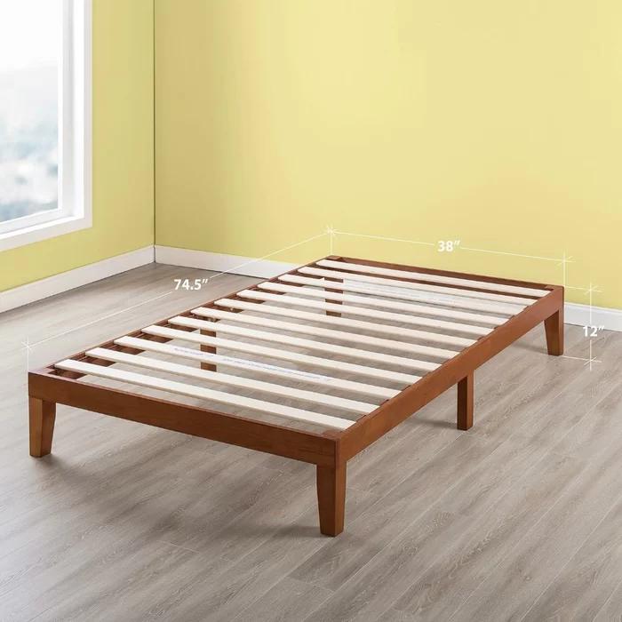 Red Barrel Studio Harlow Platform Bed & Reviews Wayfair