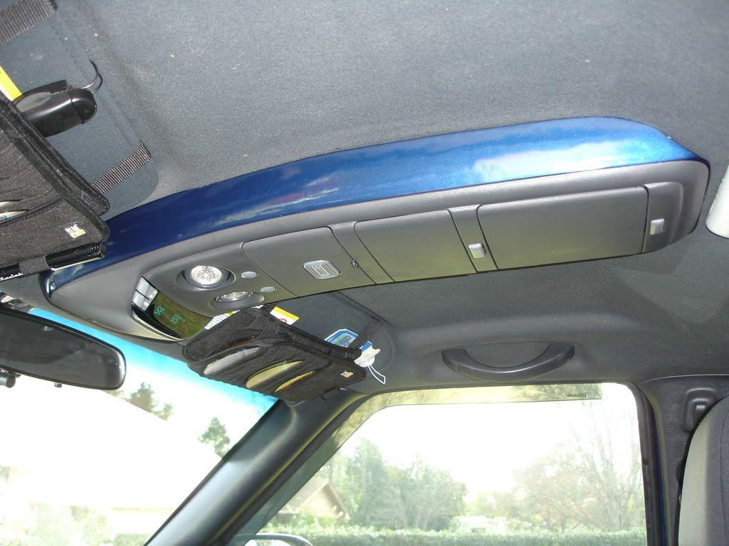 Overhead Console Owners Please Post Here Chevy Silverado Accessories S10 Truck Truck Interior