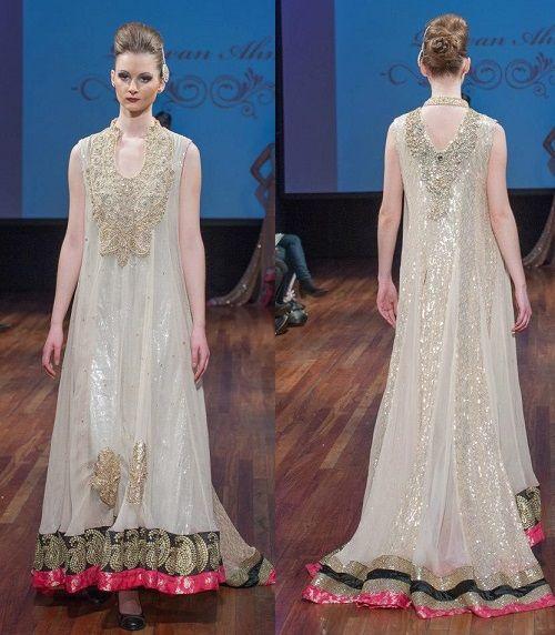 Fashion: Rizwan Ahmed @ Alchemy Fashion Royal Festival Hall South Bank