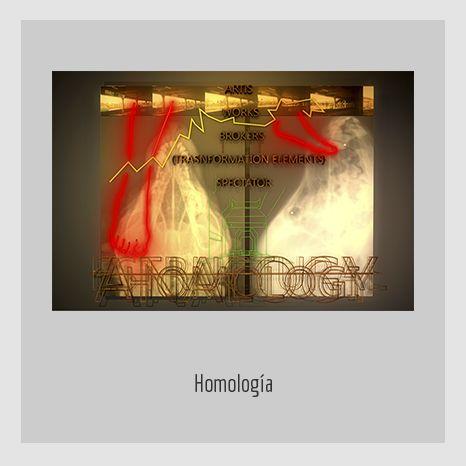 HOMOLOGIA.  YENY CASANUEVA Y ALEJANDRO GONZÁLEZ. PROYECTO PROCESUAL ART.