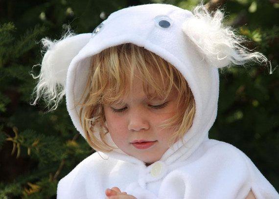 eisbär halloween fasching kostüm cape für von bighead5005 auf Etsy