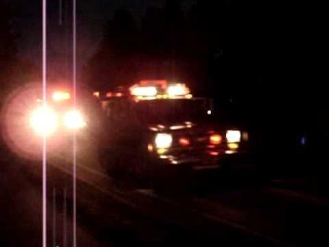 Lights, Sirens, Action Litchfield Fire Truck Parade 2014