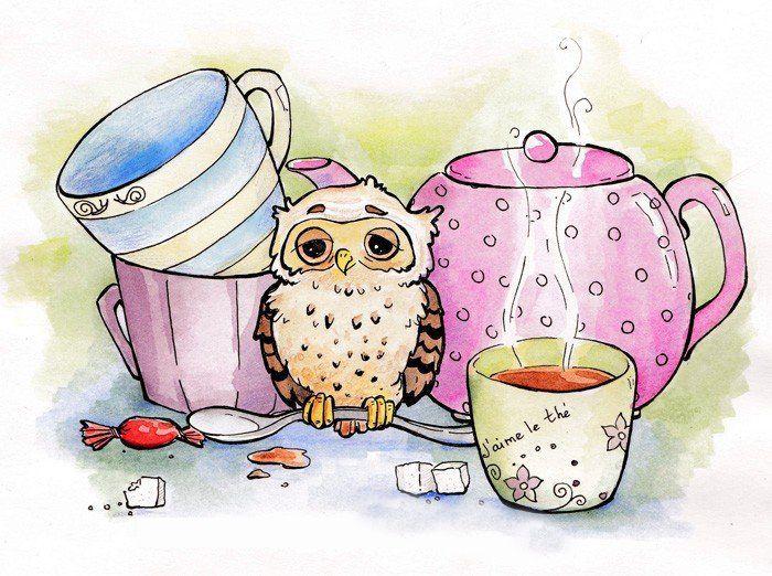 обычный чашка чая смешная картинка познакомился общественной